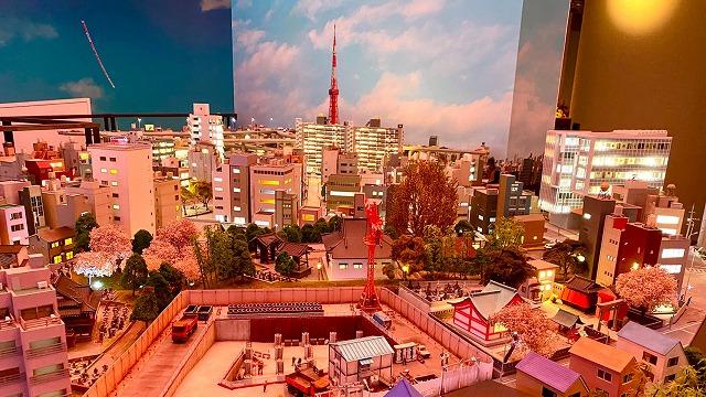 SMALL WORLDS TOKYO セーラームーンエリア